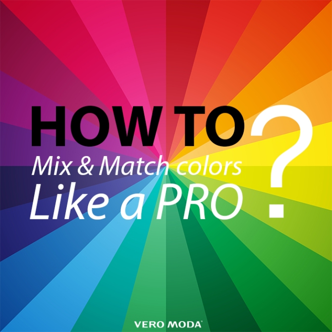 mix and match colors