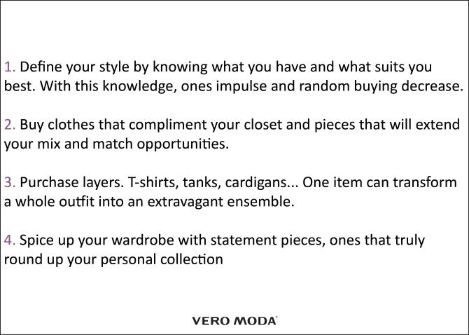 Wardrobe Text