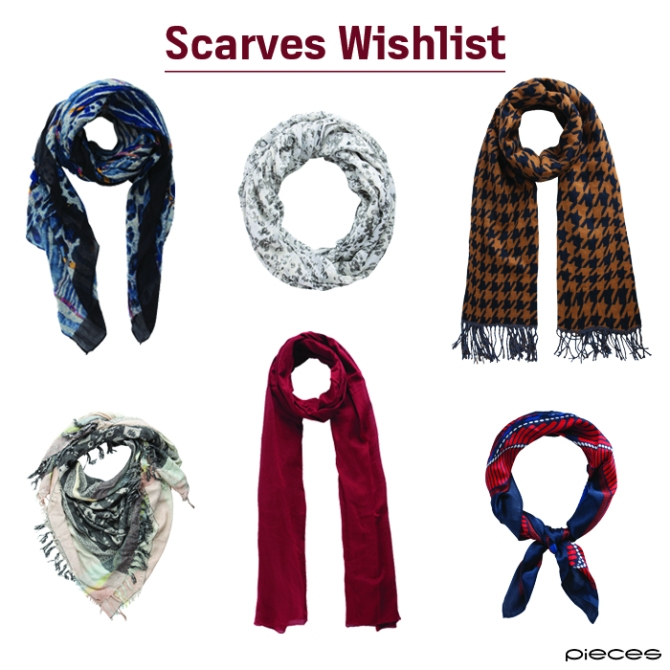 scarves wishlist